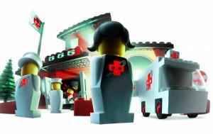 BrikWars! Hospital 555 Desktop-Hintergrund