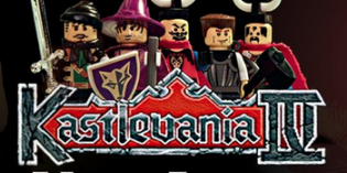 KASTLEVANIA 4 – Vanian Legends oder die Neuverfilmung von Graf Dracula als Brickfilm