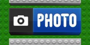 Smartphone APPs: LEGO Photo für Apple iPhone