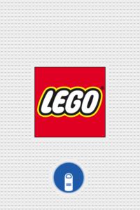 iPhone APP LEGO Photo Zwischenbildschirm (Screenshot)