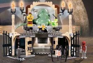 Set 4480 - Jabbas Palast aus dem Jahr 2003