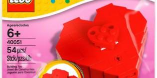 Geschenke zum Valentinstag aus LEGO® – und Artverwandtes