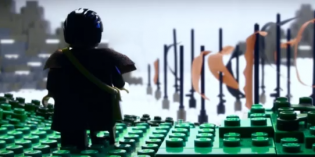 The Dark Knight Rises – Trailer als Brickfilm