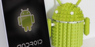 Android Bugdroid Andy knackt die 10.000er Marke auf LEGO® CUUSOO