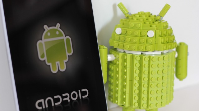 Android Bugdroid Andy (c) LEGO.CUUSOO