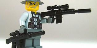 Schwarzmarkt der Plastikgewehre