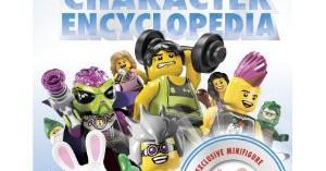 LEGO® Character Encyclopedia – Dieses Jahr Sammelfiguren und NinjaGo