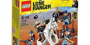LEGO® Lone Ranger Detailbilder heute, die Sets am ersten April