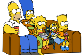 Nchste Lizenz: The Simpsons?