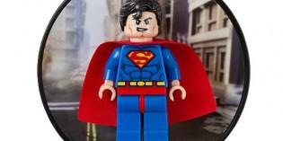 Neue LEGO® Magnetfiguren mit Rückenplatten