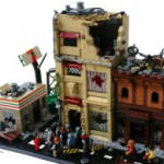 The Walking Dead MOC by K.Kreations