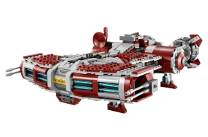 Star Wars: Jedi Defender-class Cruiser gesichtet!