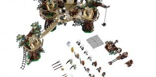 Star Wars Ewok Village: Infos und Bilder!