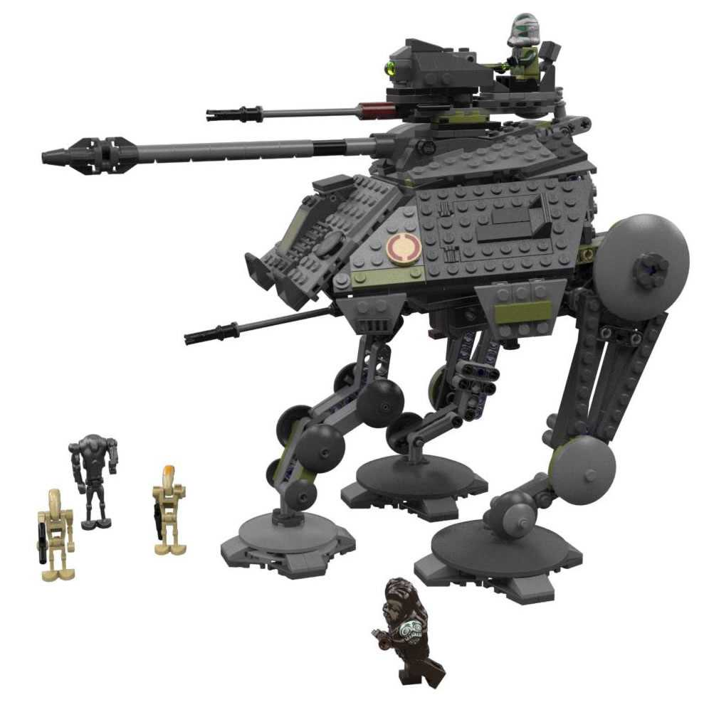 San Diego Comic Con: LEGO Star Wars AT-AP erscheint im März 2014
