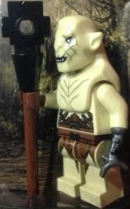LEGO Hobbit Azog - Exklusive Comic-Con Figur... oder doch nicht?