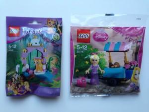 LEGO Friends 41042 und 30116