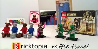 Hilf uns und gewinne tolle Preise! Help and win fantastic stuff in this raffle!
