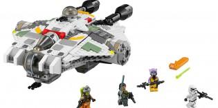 LEGO® Star Wars: Bilder der neuen Welle