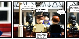 Das Meeting – BrickStrip #05