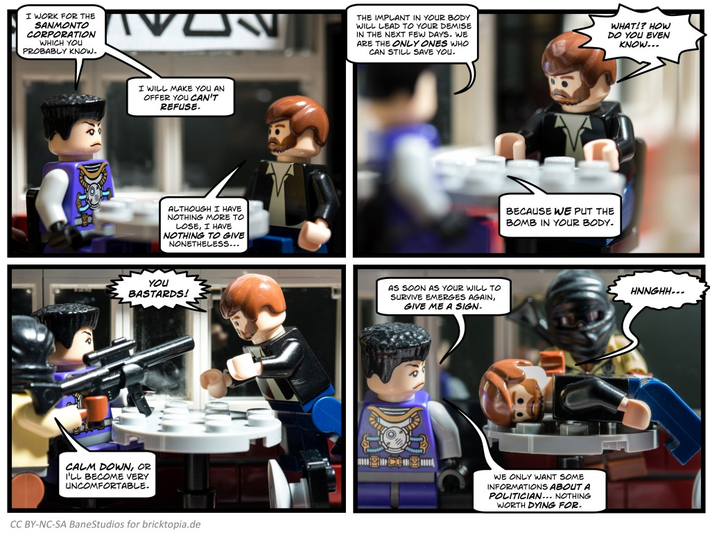 BrickStrip #06 English